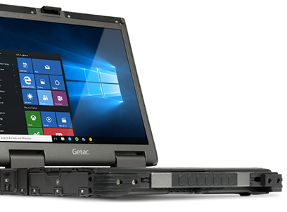 Getac Notebook B300