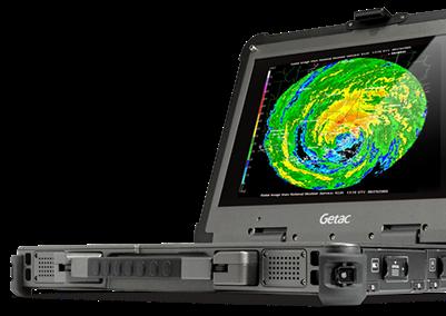 Getac Notebook X500 Ultra Rugged